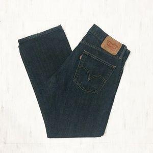 Levi's Men's 514 Slim Straight Jeans 32 x 30
